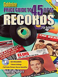 Goldmine Price Guide to 45 Rpm Records