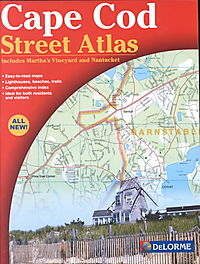 Cape Cod Street Atlas