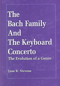 The Bach Family and the Keyboard Concerto