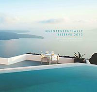 Quintessentially Reserve 2013