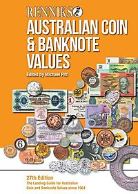 Renniks Australian Coin and Banknote Valuations