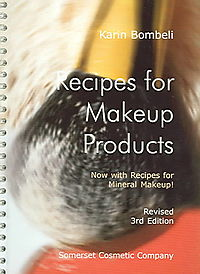Recipes for Makeup Products