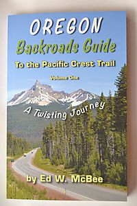 Oregon Backroads Guide to the Pacific Crest Trail