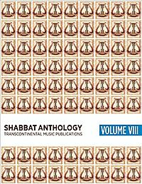 Shabbat Anthology Songbook