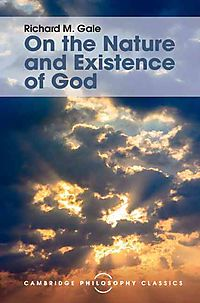 On the Nature and Existence of God