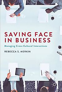 Saving Face in Business