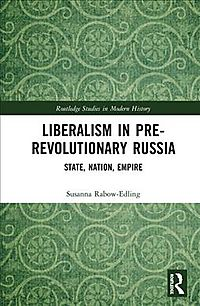 Liberalism in Pre-revolutionary Russia