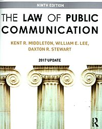 The Law of Public Communication 2017