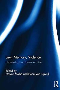 Law, Memory, Violence