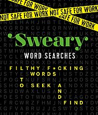 Sweary Word Searches