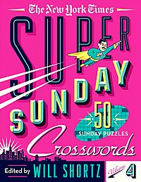The New York Times Super Sunday Crosswords