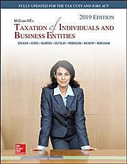 Mcgraw-hill's Taxation of Individuals and Business Entities 2019 Edition