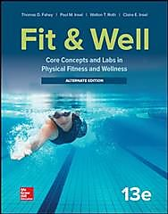 Fit & Well Alternate Edition + Connect Access Card