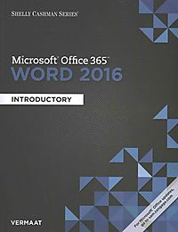 Microsoft Office 365 Word 2016
