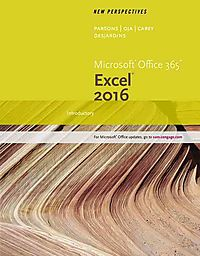 New Perspectives Microsoft Office 365 & Excel 2016