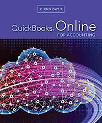 Quickbooks Online for Accounting + Bind-in Online, 1 Term 6 Months Access Card