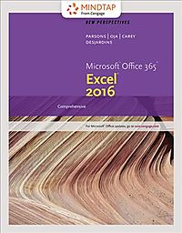 New Perspectives Microsoft Office 365 & Excel 2016 + Lms Integrated Mindtap Computing, 1-term Access