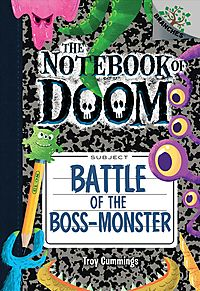 Battle of the Boss-Monster