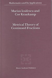 Metrical Theory of Continued Fractions