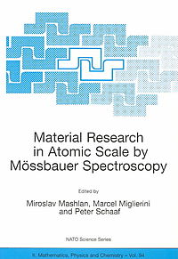 Material Research in Atomic Scale by Mossbauer Spectroscopy