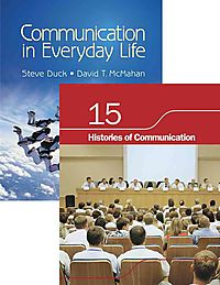 Communication in Everyday Life + Chapter 15: Histories of Communication