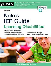 Nolo's IEP Guide