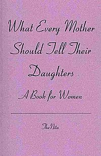 What Every Mother Should Tell Their Daughters