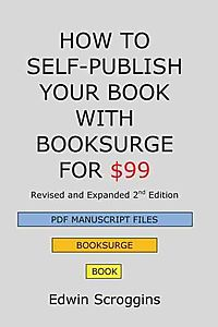 How to Self-Publish Your Book with BookSurge for $99