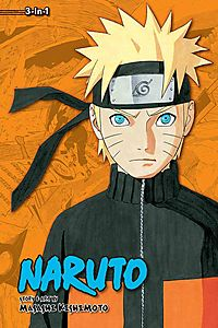 Naruto 3-in-1 Edition 15