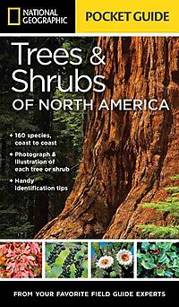National Geographic Pocket Guide to the Trees & Shrubs of North America