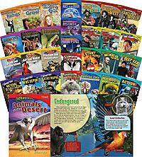 Time for Kids Nonfiction Readers, Grade 5