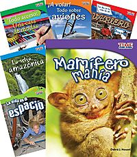 TIME FOR KIDS Nonfiction Readers