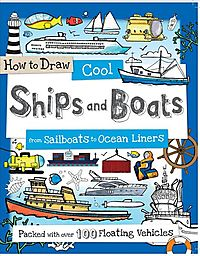 How to Draw Cool Ships and Boats
