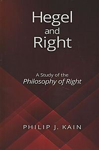 Hegel and Right