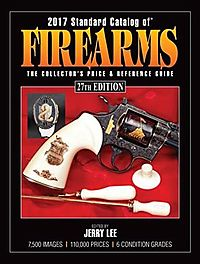 Standard Catalog of Firearms 2017