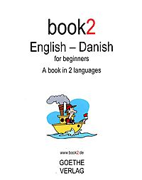 Book2 English - Danish for Beginners
