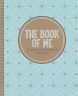 The book of me stone nannette 9781441322319 hpb the book of me a do it yourself memoir solutioingenieria Images