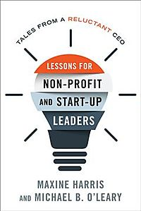 Lessons for Non-profit and Start-up Leaders