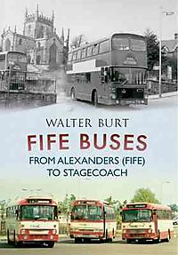 Fife Buses from Alexanders Fife to Stagecoach