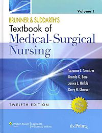 Best selling medical surgical books books medical brunner suddarths textbook of medical surgical nursing fandeluxe Image collections