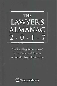 The Lawyer's Almanac 2-0-1-7