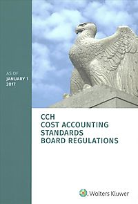 Cost Accounting Standards Board Regulations, As of January 1, 2017