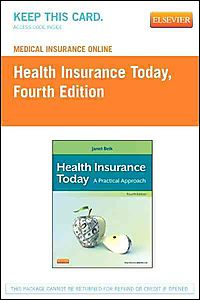 Health Insurance Today Printed Access Card