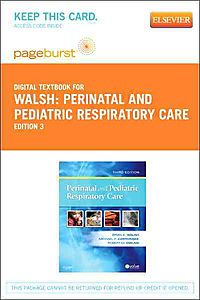 Perinatal and Pediatric Respiratory Care