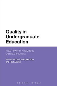 Quality in Undergraduate Education