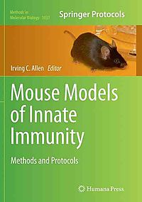 Mouse Models of Innate Immunity