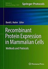 Recombinant Protein Expression in Mammalian Cells