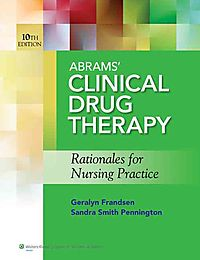 Clinical Drug Therapy, 10th Ed. + Study Guide + Lippincott Photo Atlas of Medication Administration, 5th Ed. + Prepu + Nursing Health Assessment, 2nd Ed. + Lab Manual + Prepu + LPN to RN Transitions, 4th Ed.