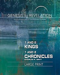 1 and 2 Kings, 1 and 2 Chronicles Participant Book
