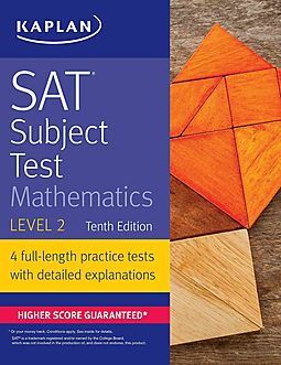Subject test 2 test level practice math sat pdf